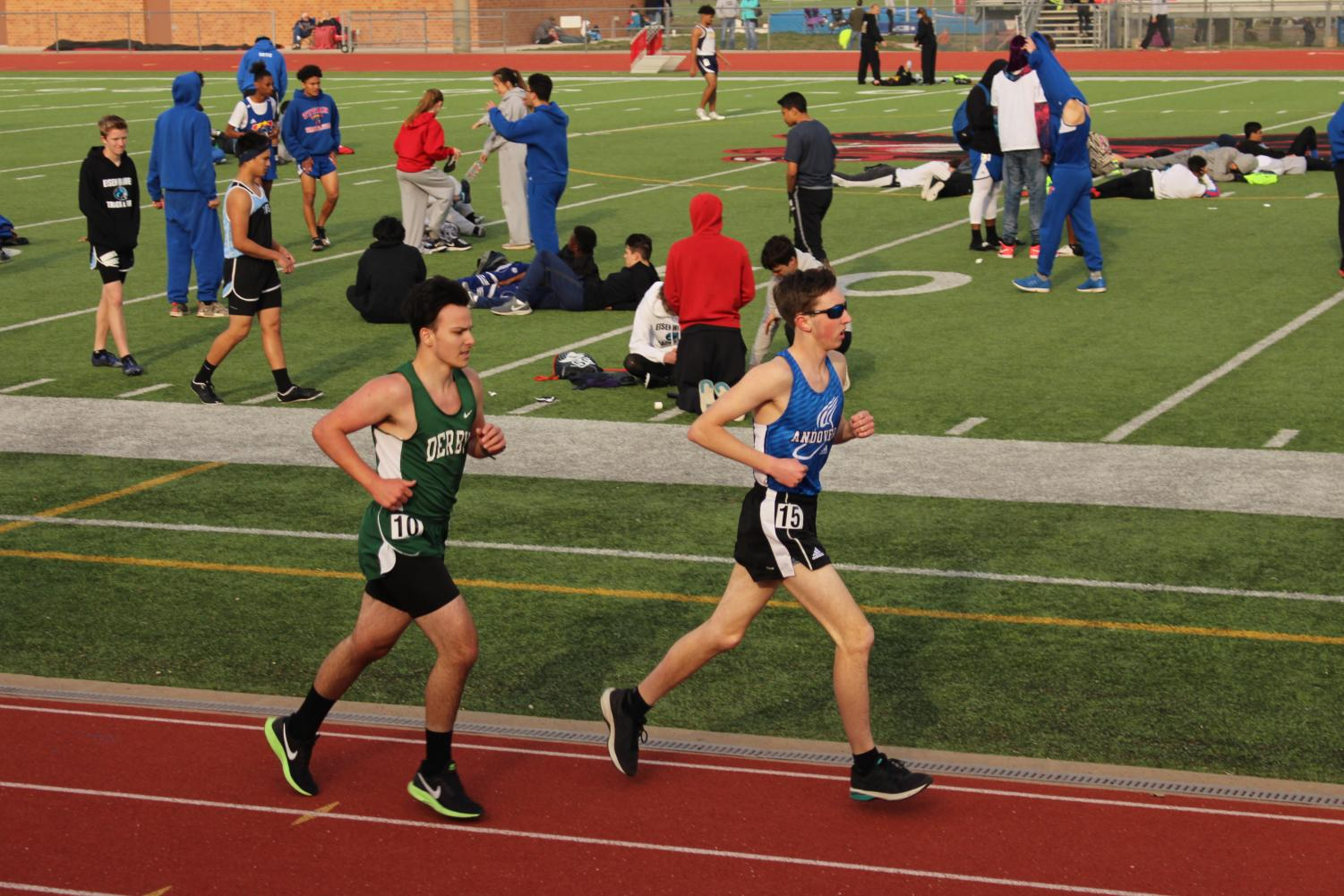 JV Track Meet @Maize High (Photos by Alex Flanagan)