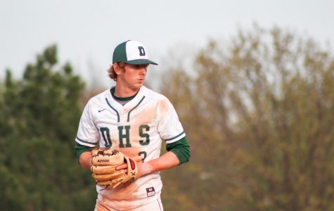 4/16 baseball vs Salina South photo gallery