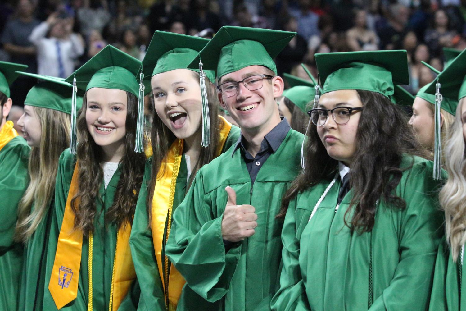 Class of 2019 Graduation (Photos by Kiley Hale)