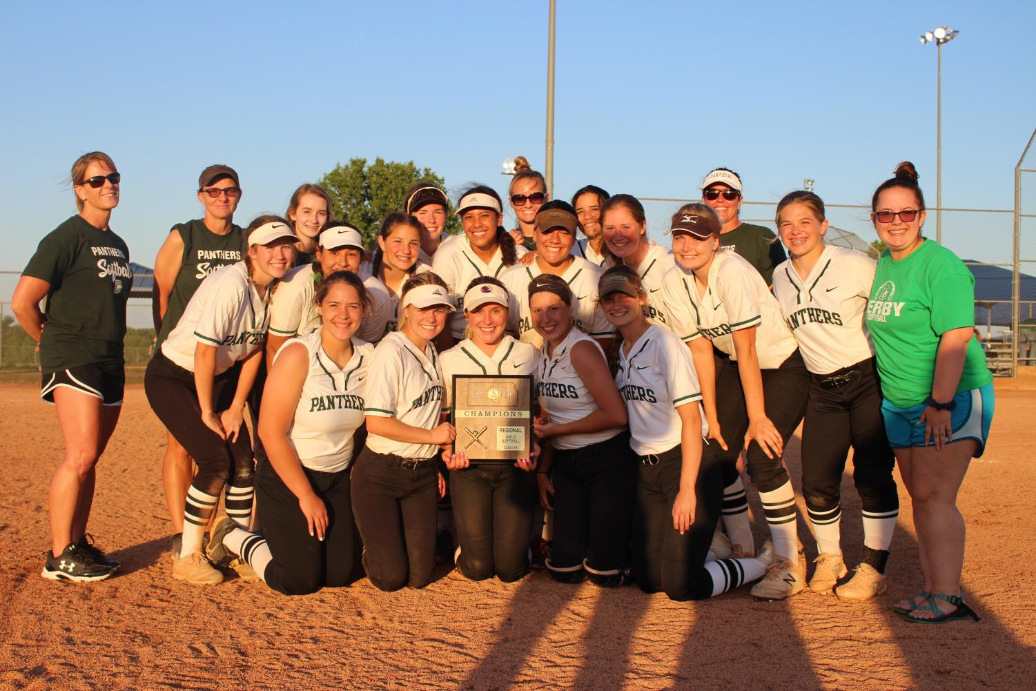 5/14/19 6A Regional Champion Derby varsity softball vs Manhattan and Dodge City (Photo gallery by Damien Matmanivong)