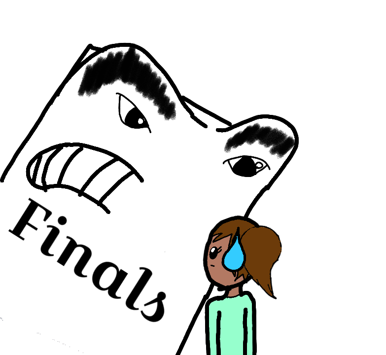 Finals+comic+by+Derby+sophomore+Chance+Dubendorf