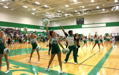 Pep Rally (Photos by Janeah Berry)
