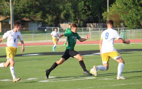 Varsity soccer vs. Northwest 8/30 (Photos by Kiley Hale)