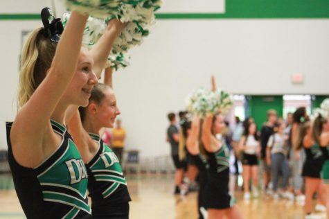 3/8 Derby vs. Washburn Rural 6A Girls' State Tournament by Callie Knudson