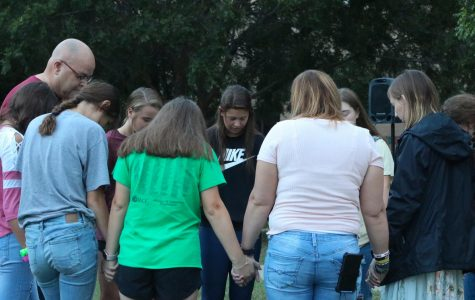 FCA See you at the pole (Photos by Sara Brown)