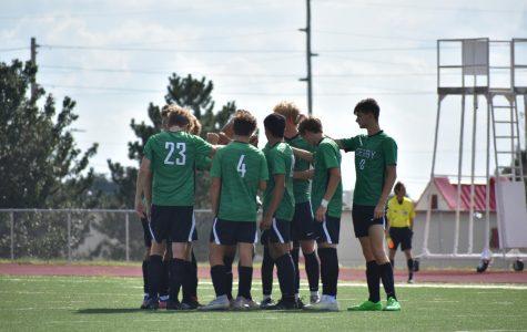 Boys varsity soccer vs. Andover (Photos by Damien Matmanivong)