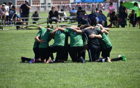 Boys varsity soccer vs. Trinity (Photos by Damien Matmanivong)
