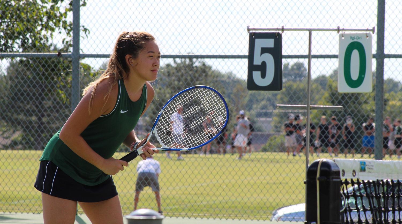 Senior Rachel Dworak