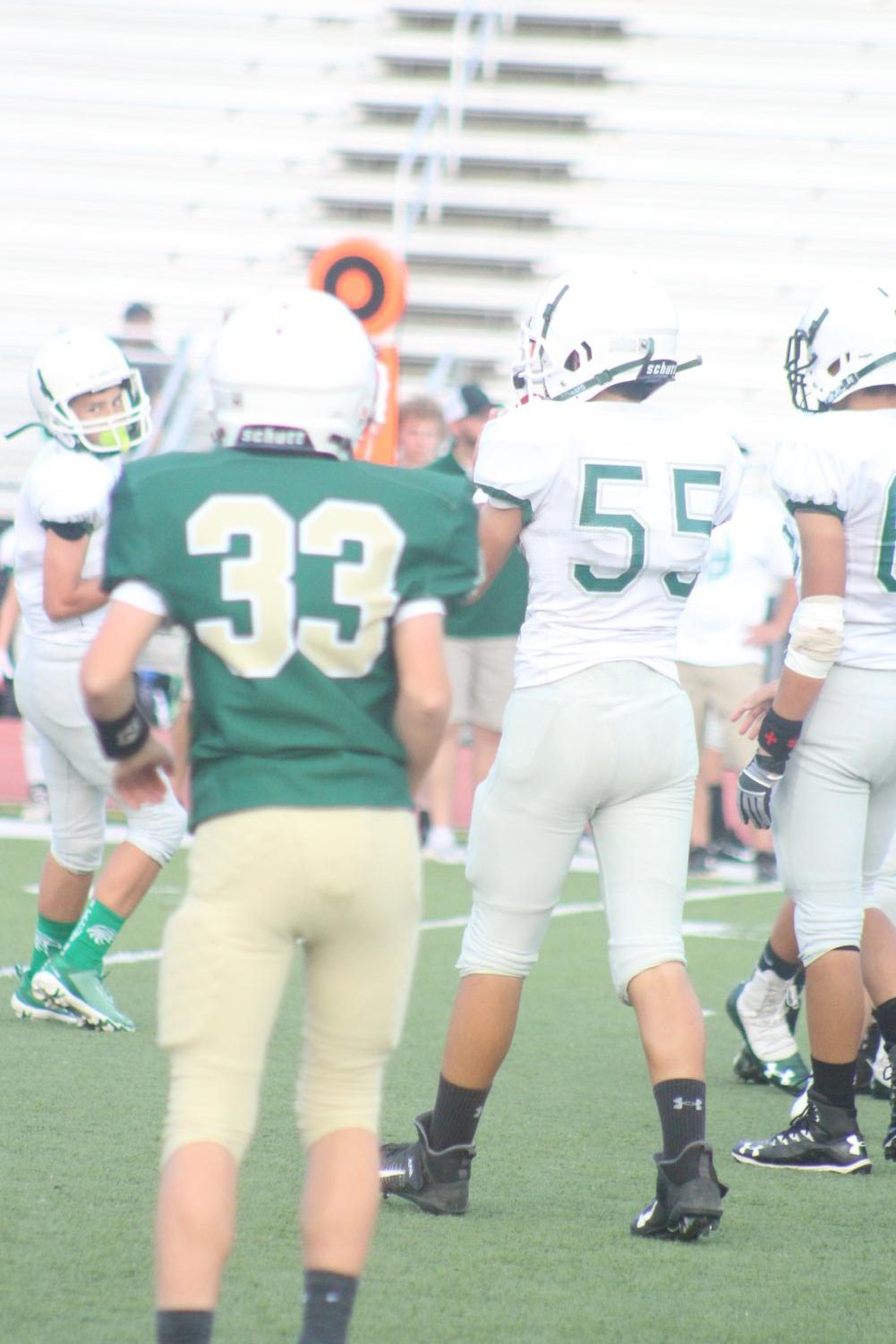 Derby middle school unity game (Photos by Callie Knudson)