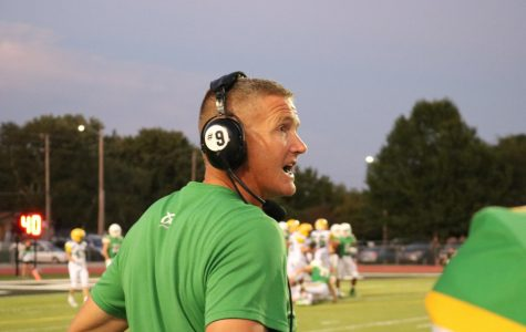 Football vs. Bishop Carroll (Photos by Callie Knudson)