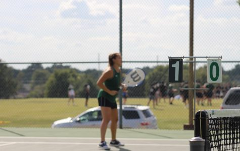Girls varsity tennis home invitational (Photos by Taylor Mouser)