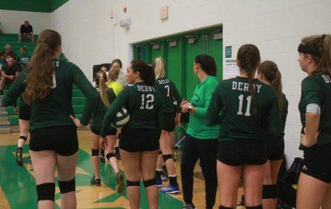 Volleyball Scrimmage (Jasyra Kennedy)