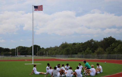 Boys varsity soccer vs. Valley Center (Photos by Damien Matmanivong)