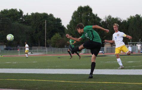 Boys varsity soccer: Derby v Northwest (Photos by Jordan Allen)