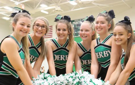 Derby pep assembly 9/20 (photos by Jordan Allen)