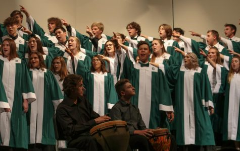 Fall vocal music concert (Photos by Sara Brown)