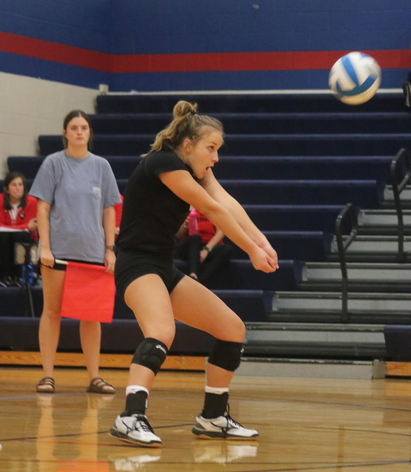Varsity+volleyball+Andover+tournament+%28Photos+by+Sara+Brown%29