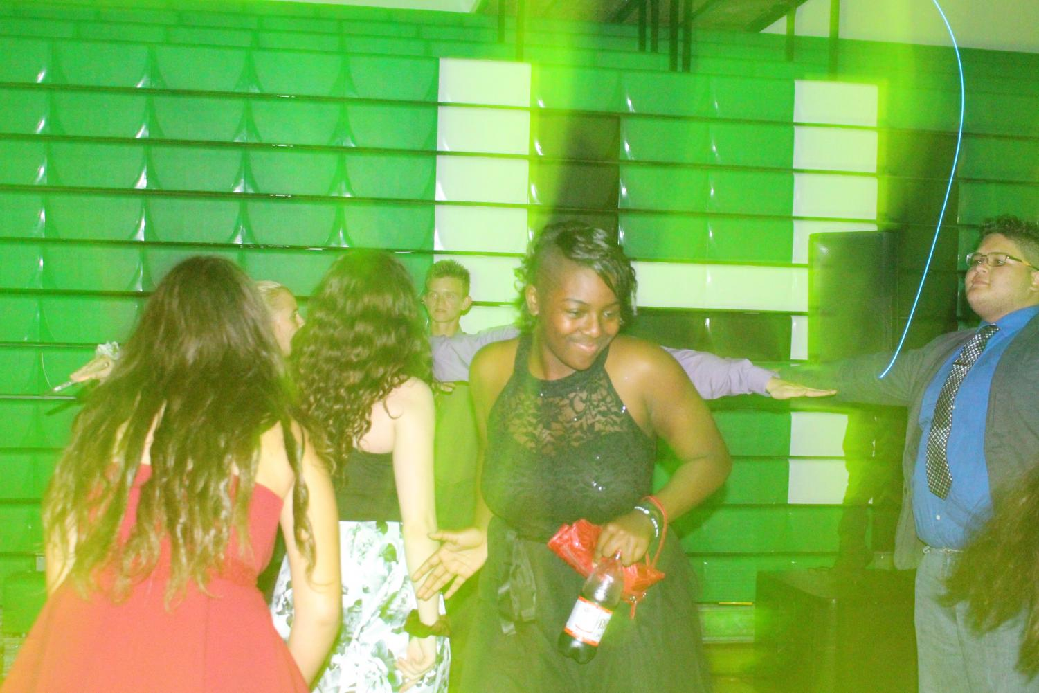 Homecoming Dance (By Janeah Berry)