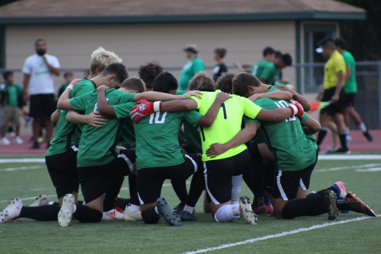 Soccer vs. KMC (Photos by Callie Knudson)