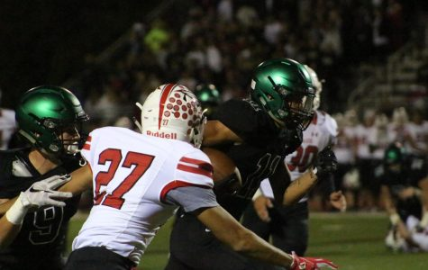 Derby football earns top seed in Class 6A with 48-point win over Maize
