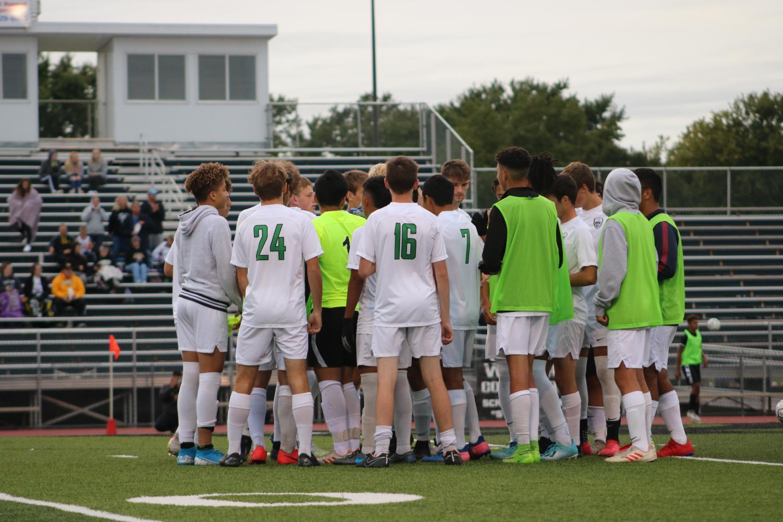Soccer vs Campus (Photos by Callie Knudson)