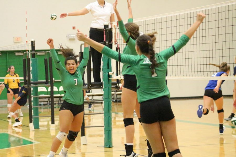 Derby Volleyball Invitational 10/12/19 (Photos by Mya Studyvin)