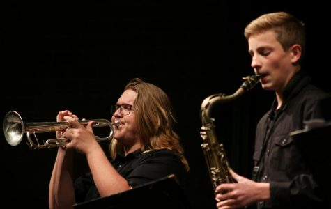Fall jazz band concert (Photos by Sara Brown)