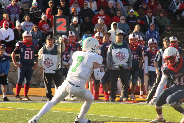 Junior+Grant+Adler+catches+the+ball