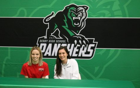 Two sign on fall signing day (photos by Gabi Hinojos)