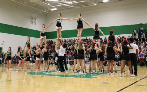 Winter Pep Assembly (Photos by Damien Matmanivong)