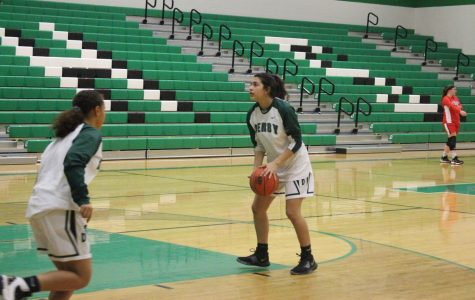 Lady Panther Basketball (Photos by- Jasyra Kennedy)