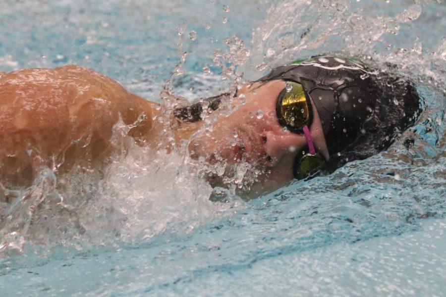 Senior Swim Night (Photos by Mersadie Kiewel)