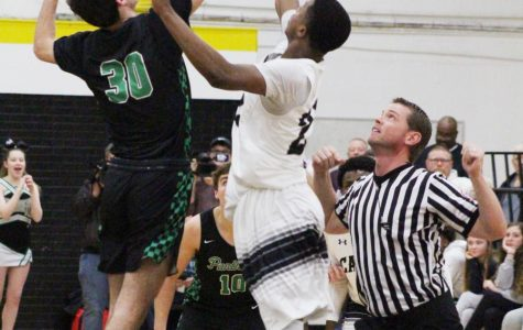 Derby Boys Basketball vs. Campus (photos by Callie Knudson)
