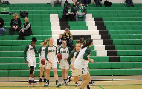 Varsity Girls basketball Jan. 6 (Photos by Jasyra Kennedy)