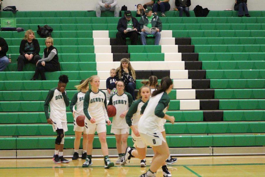 Varsity+Girls+basketball+Jan.+6+%28Photos+by+Jasyra+Kennedy%29