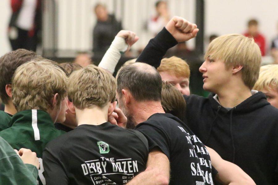 Wrestling v. Maize (Photos by Mersadie Kiewel)