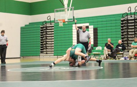 Derby vs. Salina South Wrestling (Photos by Janeah Berry)