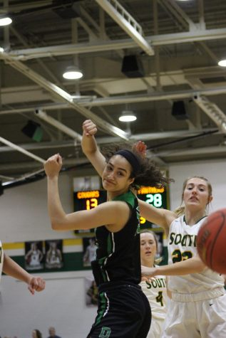 Derby Boys Basketball vs. Campus (photos by Callie Knudson)