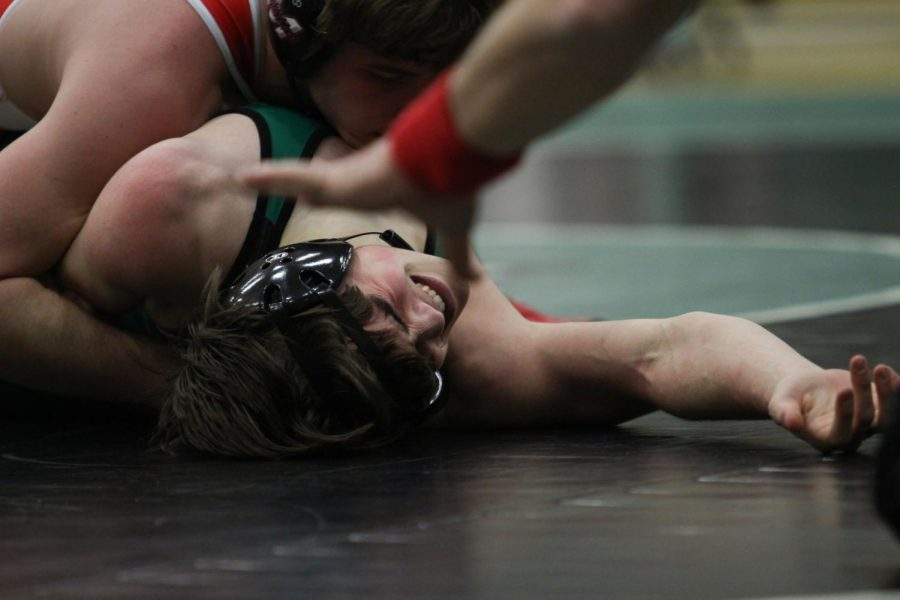 Wrestling v. Maize 2/6 (Photos by Kiley Hale)