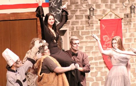 DHS Drama presents The Addams Family (Photos by Mya Studyvin)