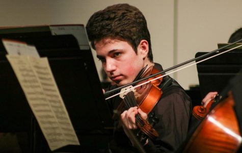 Orchestra concert (Photos by Sara Brown)