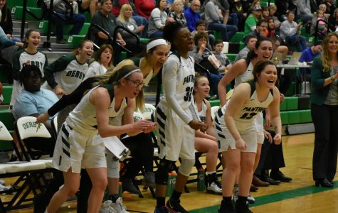 Girls Basketball Vs. Salina South (Photos by Damien Matmanivong)