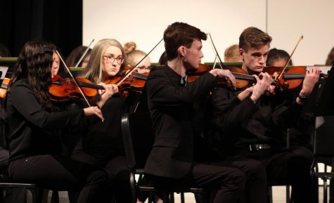 DHS Orchestra concert photo gallery (Photos by Hailey Jeffery)