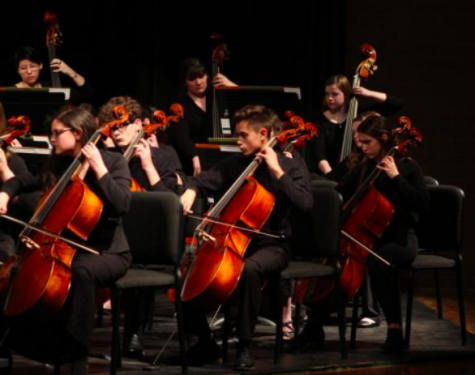 Orchestra concert continues despite other cancellations
