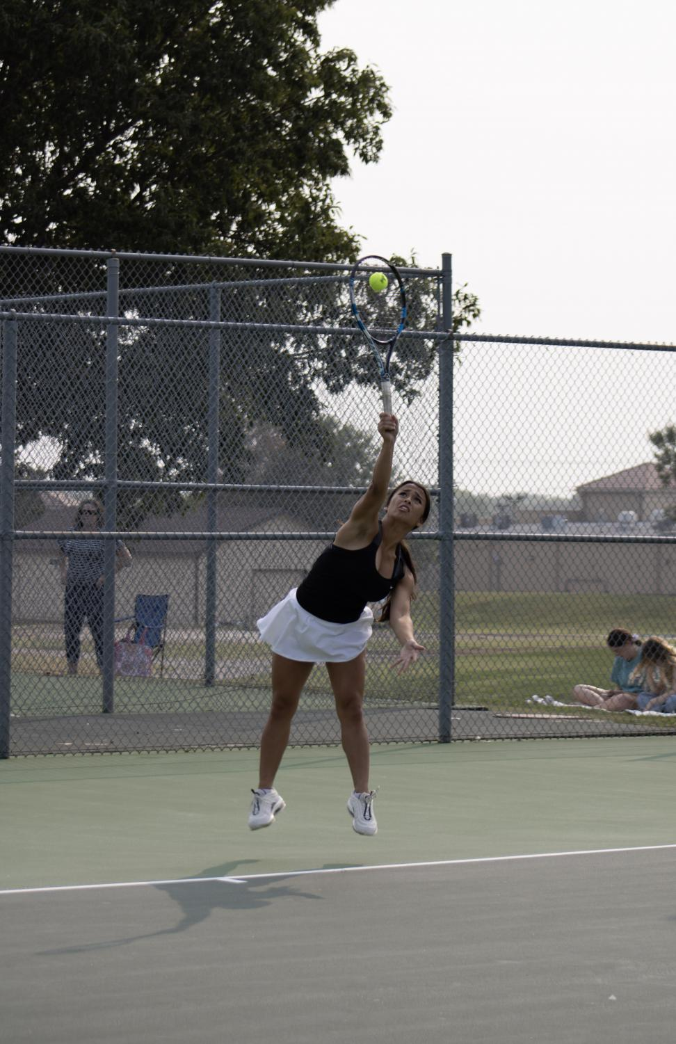 Home+Varsity+Tennis+Meet+%28Photos+by+Hailey+Jeffery%29