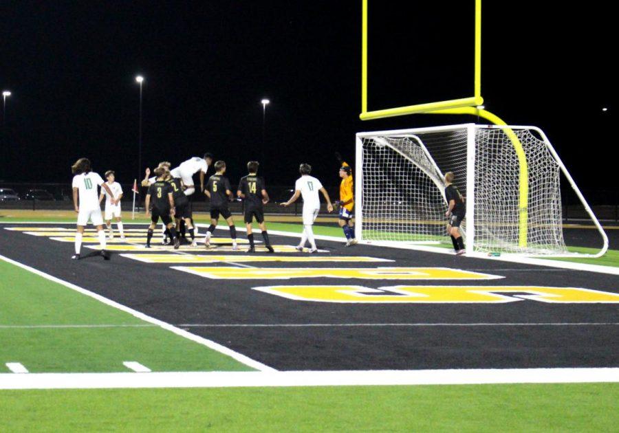 Derby Vs. Andover Central Soccer Game (Photos By Alondra Lopez)