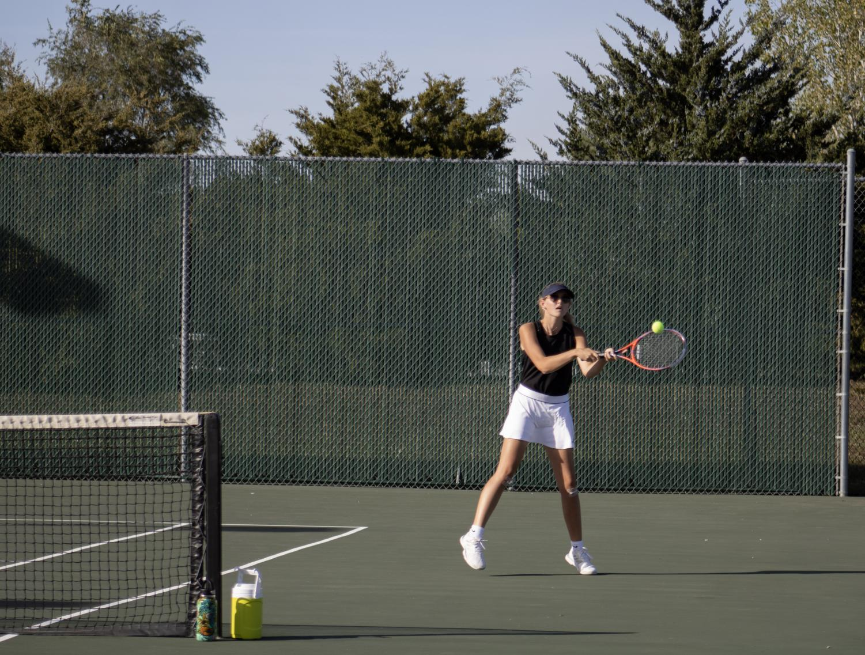 Jv+Tennis+at+Newton+Sept.+29+%28photos+by+Hailey+Jeffery%29