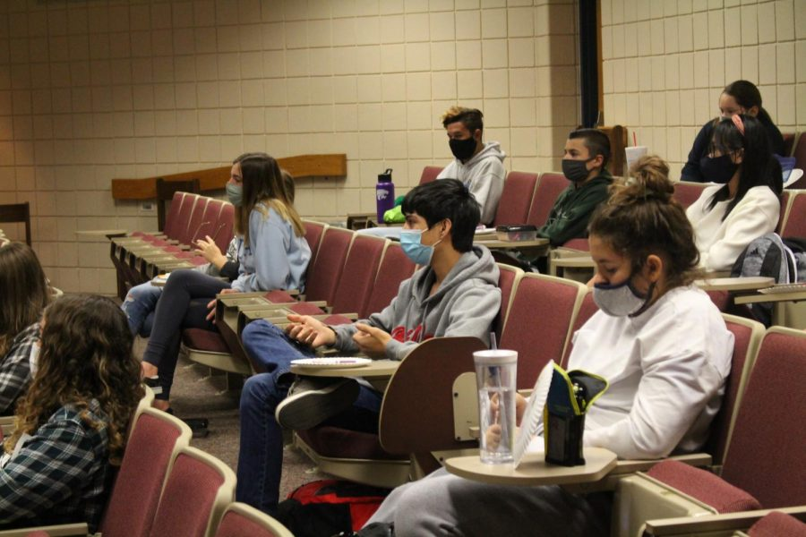 STUCO Virtual Regional Conference (Photos By Alondra Lopez)