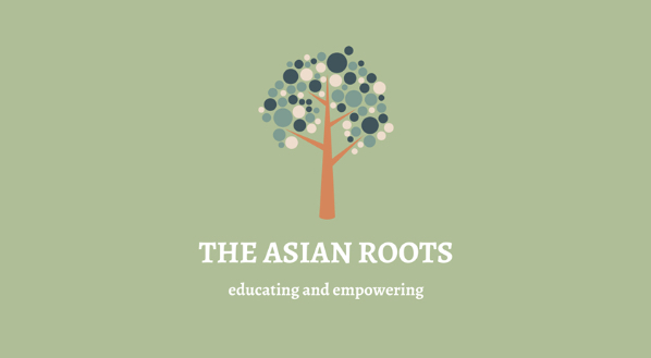 The Asian Roots logo
