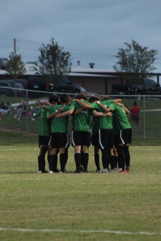 Boys Soccer vs. Salina Central (Photos by Kaitlyn Jolly)